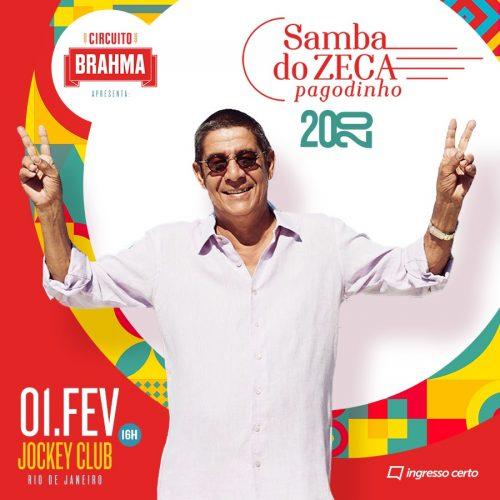 samba do zeca 2020